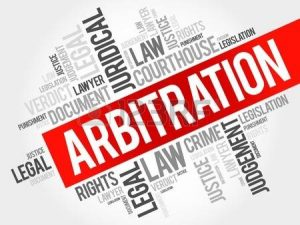 Arbirtration