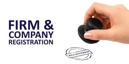 Firm Registration
